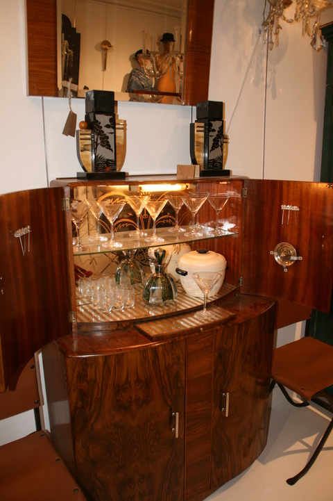 livingretro.net - MUEBLE BAR ART DECO - LIVING RETRO - Retro & Vintage